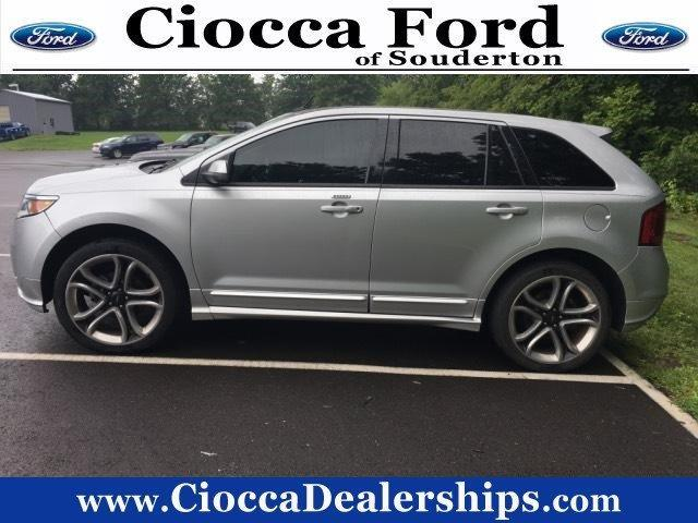2013 ford edge sport awd sport 4dr crossover for sale in souderton pennsylvania classified. Black Bedroom Furniture Sets. Home Design Ideas
