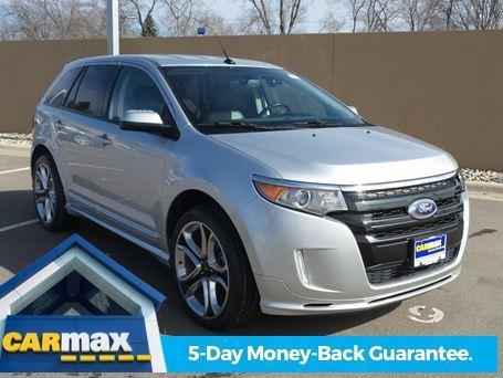 2013 ford edge sport awd sport 4dr suv for sale in minneapolis minnesota classified. Black Bedroom Furniture Sets. Home Design Ideas