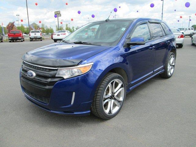 2013 Ford Edge Sport Awd Sport 4dr Suv For Sale In Spokane