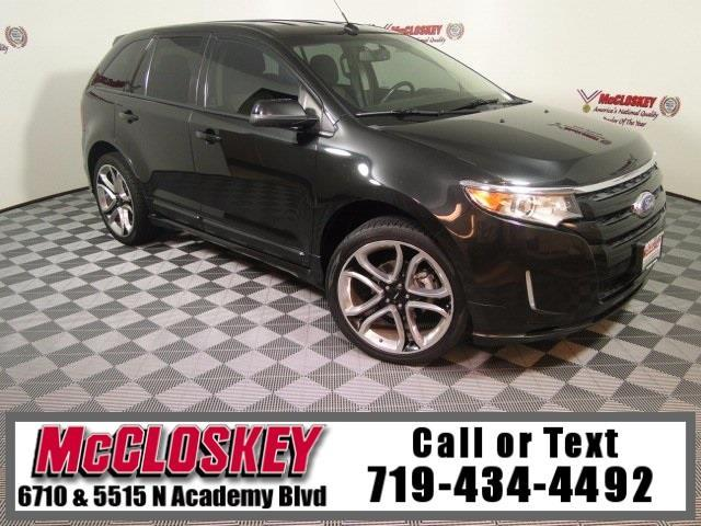 2013 Ford Edge Sport Sport 4dr Crossover