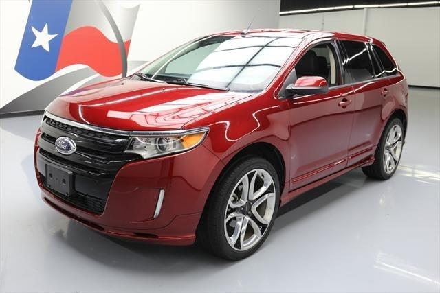 2013 ford edge sport sport 4dr crossover for sale in houston texas classified. Black Bedroom Furniture Sets. Home Design Ideas