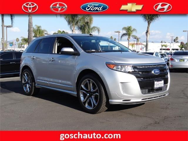 2013 ford edge sport sport 4dr suv for sale in hemet california classified. Black Bedroom Furniture Sets. Home Design Ideas