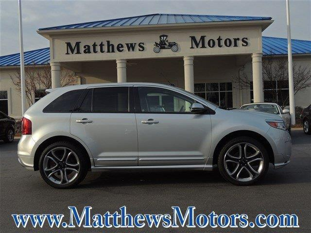2013 ford edge sport sport 4dr suv for sale in goldsboro north carolina classified. Black Bedroom Furniture Sets. Home Design Ideas
