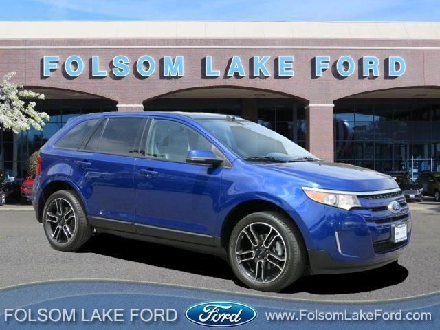 2013 ford edge sport utility sel for sale in folsom california classified. Black Bedroom Furniture Sets. Home Design Ideas