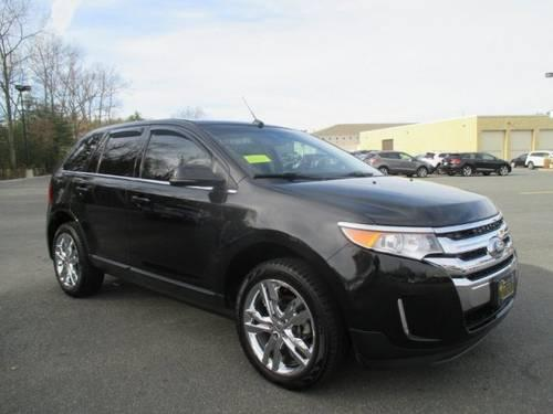 2013 ford edge station wagon limited for sale in mendon massachusetts classified. Black Bedroom Furniture Sets. Home Design Ideas