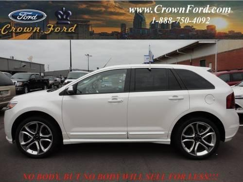 2013 ford edge station wagon sport for sale in nashville tennessee classified. Black Bedroom Furniture Sets. Home Design Ideas
