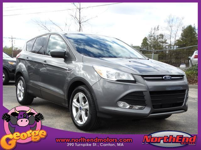 2013 ford escape fwd 4dr se for sale in canton massachusetts classified. Black Bedroom Furniture Sets. Home Design Ideas
