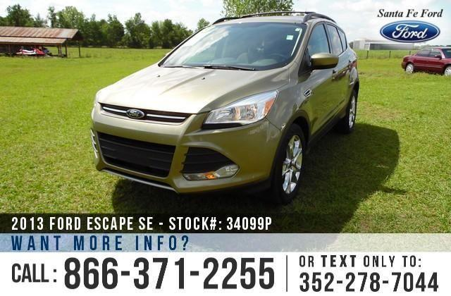 2013 Ford Escape SE - 10K Miles - On-site Financing!