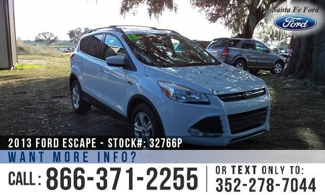 2013 Ford Escape SE - 30K Miles - Finance Here!