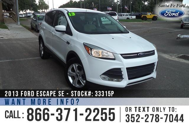 2013 Ford Escape SE - 33K Miles - Finance Here!