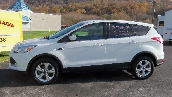 2013 ford escape se for sale in cove pennsylvania classified. Black Bedroom Furniture Sets. Home Design Ideas
