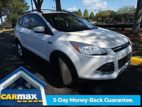 2013 Ford Escape SE SE 4dr SUV