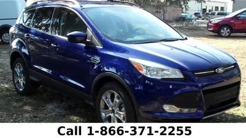 2013 Ford Escape SE - Touch Screen Stereo - Keyless