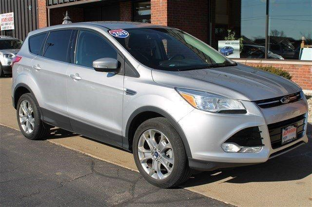 2013 ford escape sel 4wd for sale in monroe wisconsin classified. Black Bedroom Furniture Sets. Home Design Ideas