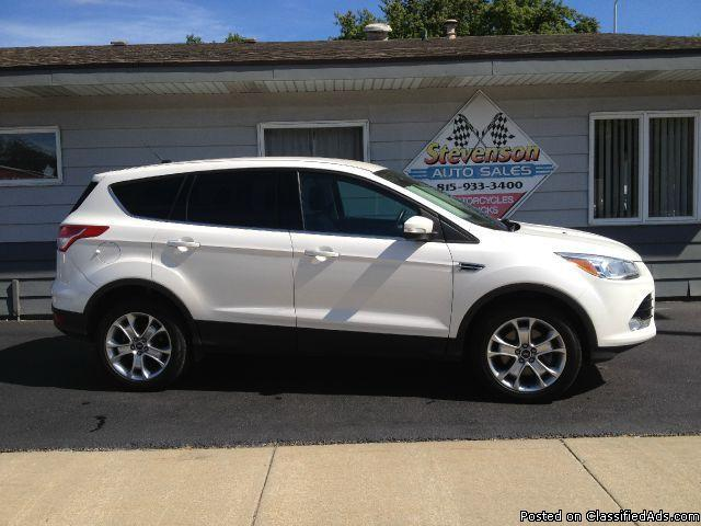 2013 ford escape sel awd for sale in kankakee illinois classified. Black Bedroom Furniture Sets. Home Design Ideas
