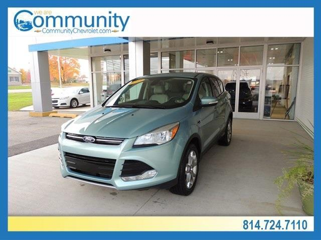 2013 ford escape sel awd sel 4dr suv for sale in blooming valley pennsylvania classified. Black Bedroom Furniture Sets. Home Design Ideas