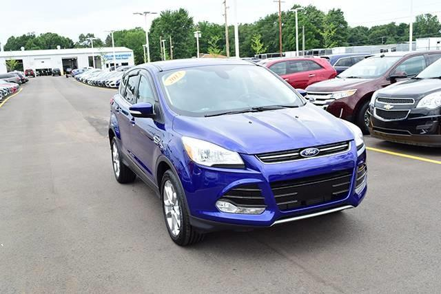 2013 ford escape sel awd sel 4dr suv for sale in elkhart indiana classified. Black Bedroom Furniture Sets. Home Design Ideas