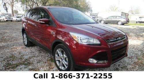 2013 Ford Escape SEL - Leather Seats - Sunroof