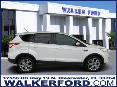 2013 Ford Escape SEL SEL 4dr SUV