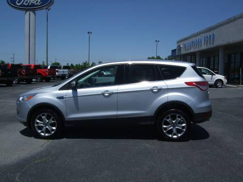 2013 ford escape sel silver tan new body style for sale in alexander city alabama. Black Bedroom Furniture Sets. Home Design Ideas