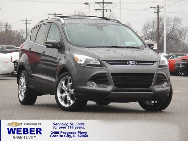 2013 ford escape titanium awd titanium 4dr suv for sale in granite city illinois classified. Black Bedroom Furniture Sets. Home Design Ideas