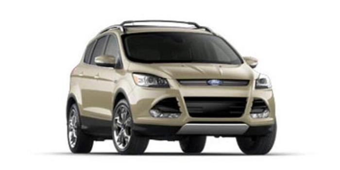 2013 Ford Escape Titanium Titanium 4dr SUV