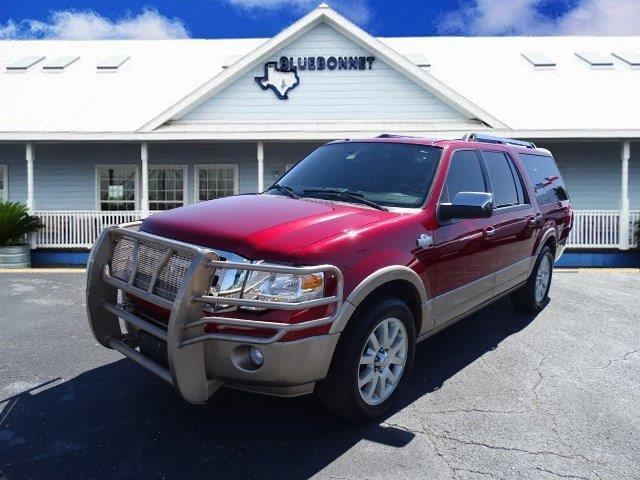 2013 ford expedition el king ranch 4x2 king ranch 4dr suv for sale in canyon lake texas. Black Bedroom Furniture Sets. Home Design Ideas