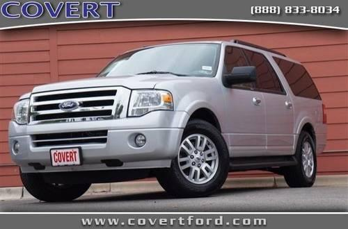 2013 Ford Expedition El Sport Utility Xlt For Sale In