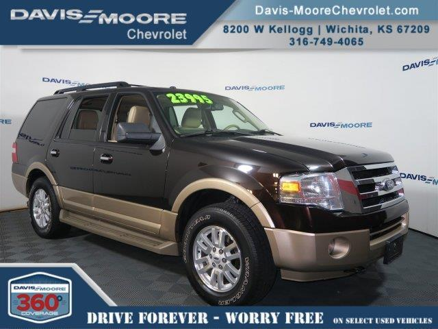 2013 Ford Expedition King Ranch 4x4 King Ranch 4dr SUV