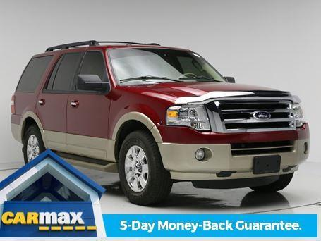 2013 Ford Expedition XLT 4x2 XLT 4dr SUV