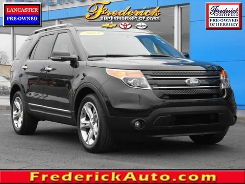 2013 ford explorer 4d sport utility limited for sale in avon pennsylvania classified. Black Bedroom Furniture Sets. Home Design Ideas