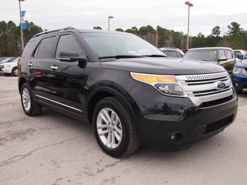 2013 ford explorer 4d sport utility xlt for sale in neuse forest. Cars Review. Best American Auto & Cars Review