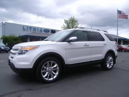 2013 ford explorer 4dr 4x4 limited limited for sale in roseburg. Cars Review. Best American Auto & Cars Review