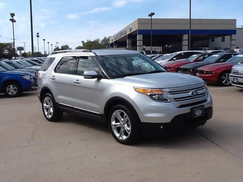 2013 ford explorer 4wd 4dr limited for sale in tulsa oklahoma classified. Black Bedroom Furniture Sets. Home Design Ideas