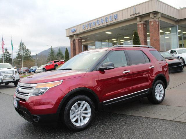 2013 ford explorer 4x4 xlt 4dr suv for sale in coal creek washington classified. Black Bedroom Furniture Sets. Home Design Ideas