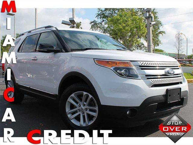 2013 ford explorer 4x4 xlt 4dr suv for sale in miami florida classified. Black Bedroom Furniture Sets. Home Design Ideas
