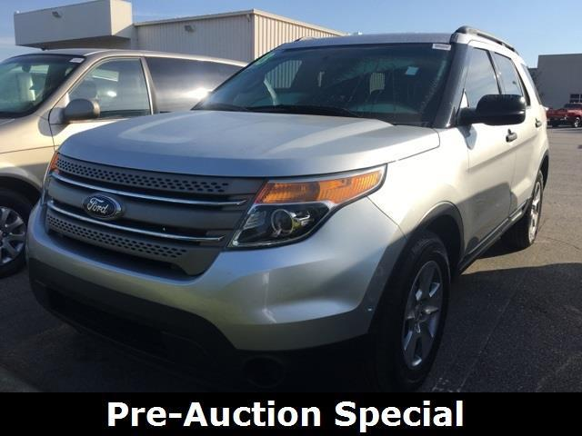 2013 Ford Explorer Base Base 4dr SUV