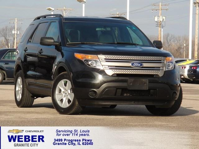2013 ford explorer base base 4dr suv for sale in granite city illinois classified. Black Bedroom Furniture Sets. Home Design Ideas