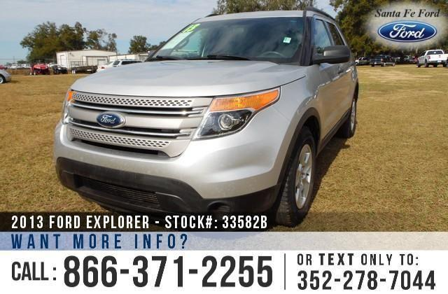 2013 Ford Explorer - Finance Here!