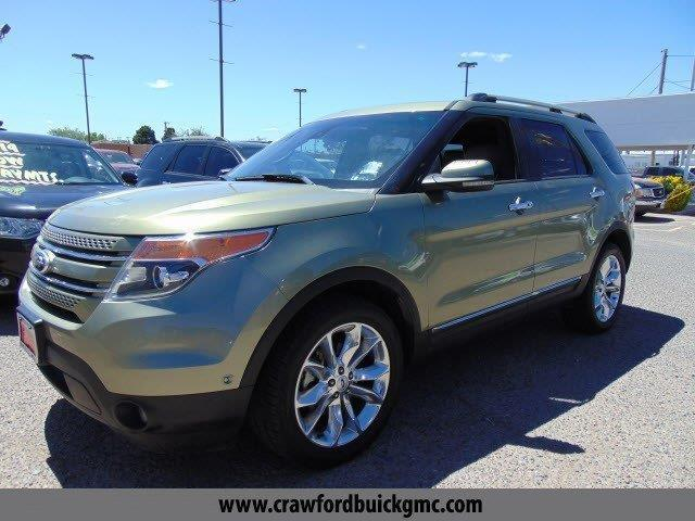 2013 Ford Explorer Limited Awd Limited 4dr Suv For Sale In El Paso Texas Classified