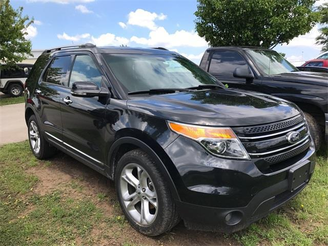 2013 ford explorer limited awd limited 4dr suv for sale in bartlesville oklahoma classified. Black Bedroom Furniture Sets. Home Design Ideas