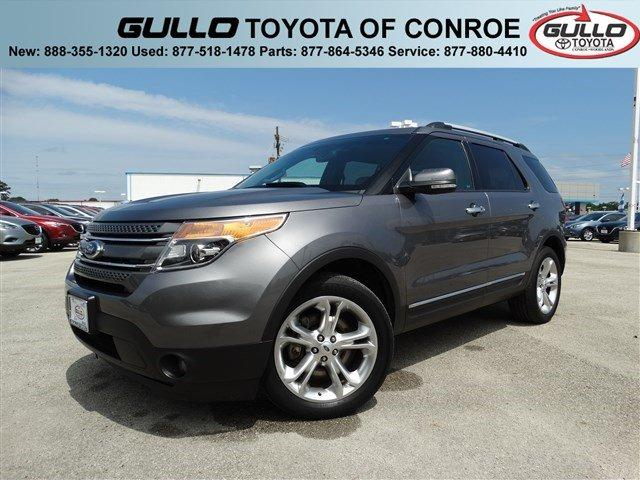 2013 ford explorer limited conroe tx for sale in conroe texas. Cars Review. Best American Auto & Cars Review