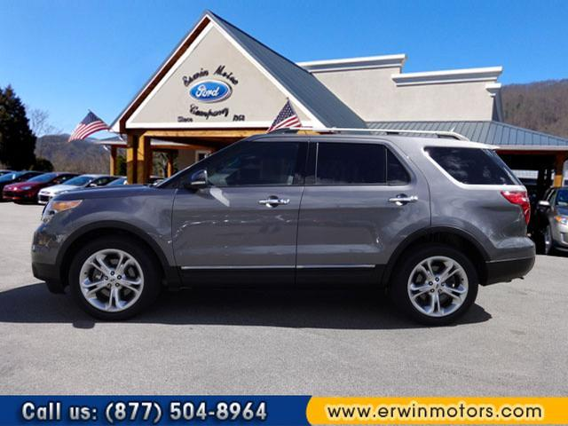 2013 ford explorer limited erwin tn for sale in erwin tennessee. Cars Review. Best American Auto & Cars Review