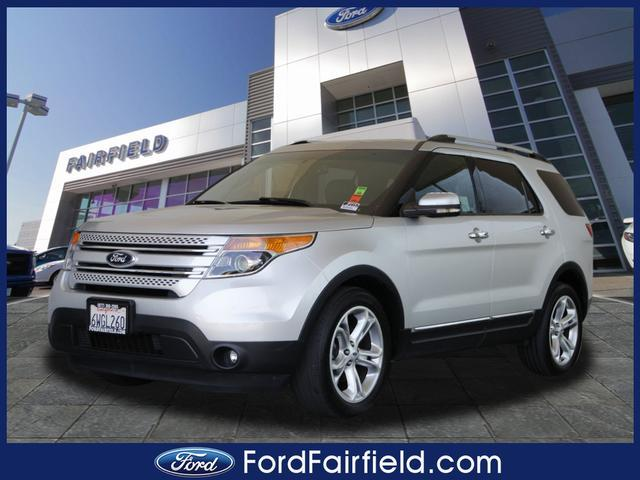 2013 ford explorer limited fairfield ca for sale in fairfield california classified. Black Bedroom Furniture Sets. Home Design Ideas