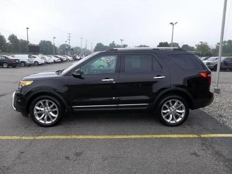 2013 ford explorer limited galesburg mi for sale in galesburg michigan classified. Black Bedroom Furniture Sets. Home Design Ideas