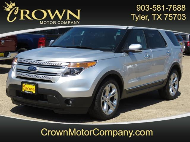 2013 ford explorer limited limited 4dr suv for sale in tyler texas classified. Black Bedroom Furniture Sets. Home Design Ideas