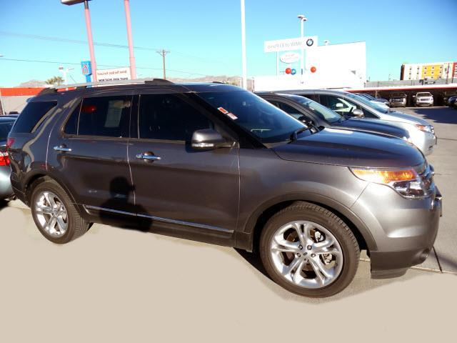 2013 ford explorer limited limited 4dr suv for sale in el paso texas classified. Black Bedroom Furniture Sets. Home Design Ideas