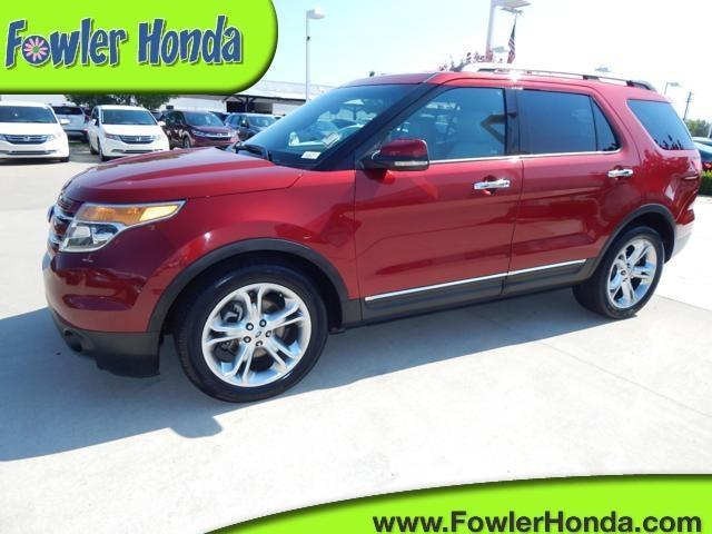 2013 ford explorer limited limited 4dr suv for sale in norman oklahoma classified. Black Bedroom Furniture Sets. Home Design Ideas