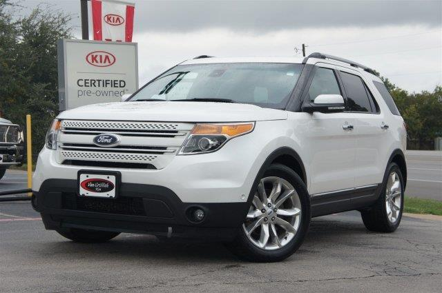 2013 Ford Explorer Limited Limited 4dr SUV