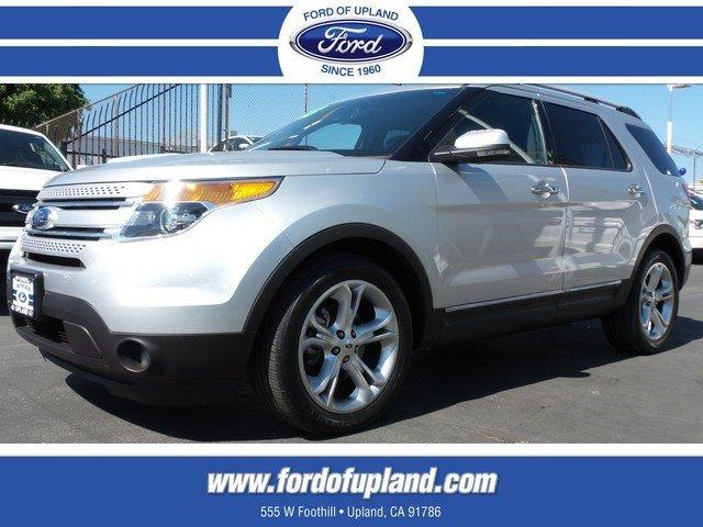 2013 ford explorer limited upland ca for sale in upland california classified. Black Bedroom Furniture Sets. Home Design Ideas